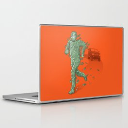 The Six Million Dollar Man Laptop & iPad Skin