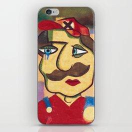 Mario Picasso iPhone Skin
