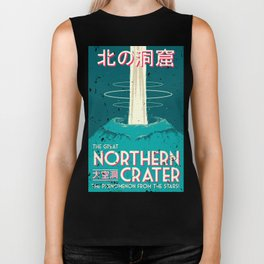 Final Fantasy VII - Great Northern Crater Biker Tank