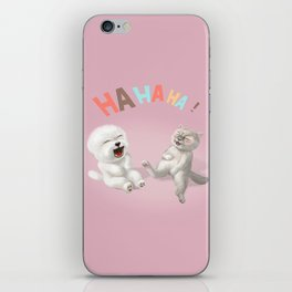 Happy Together iPhone Skin