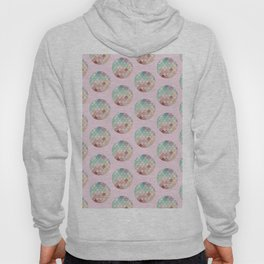 scales and dots Hoody