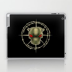 Black Star Laptop & iPad Skin