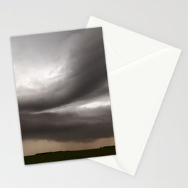 Shelf Clouds Stationery Cards