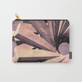 Abstract Fabrication  Carry-All Pouch