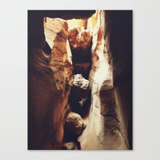 Aron Ralston's Accident Location Canvas Print