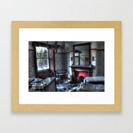 Derelict Framed Art Print