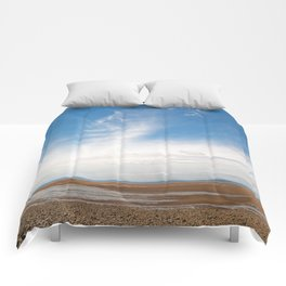 Pegasus Cloud Beach Comforters