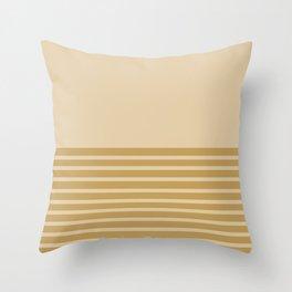 Sunrise / Sunset XII Throw Pillow