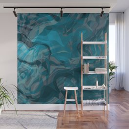 Fade into You Wall Mural