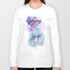 God Save McQueen Long Sleeve T-shirt
