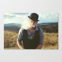 greg guillemin Canvas Prints featuring Greg by JDStorm Photography