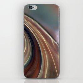 creation #3 iPhone Skin