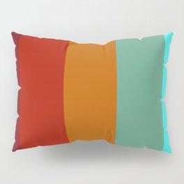 Yoshika - Multicolor Retro Stripes Pillow Sham