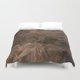 Jagged Duvet Cover