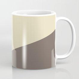 Muted gold and off-white  #society6 #decor #buyart Coffee Mug