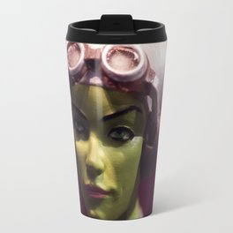 """""""There isn't a pilot in the Imperial fleet that can outrun me.""""  Travel Mug"""