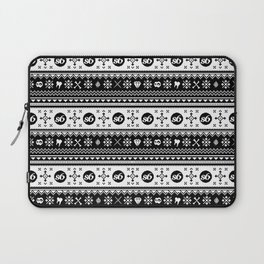 Ugly Sweater Society6 Laptop Sleeve