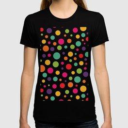 Jolly Colorful Dots T-shirt
