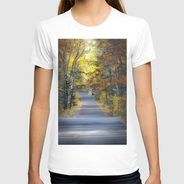 Itasca in the fall T-shirt