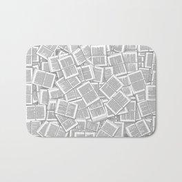 Literary Overload Bath Mat