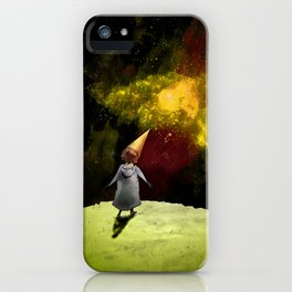 To Seek A Thousand Suns iPhone Case