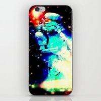 storm trooper iPhone & iPod Skins featuring STORM TROOPER by shannon's art space