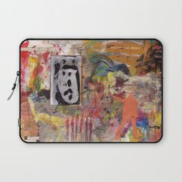 On 50 Brain Cells Laptop Sleeve