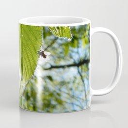 Sunlight Canopy III Coffee Mug