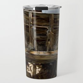 Exploring the Longfellow Mine of the Gold Rush - A Series, No. 9 of 9 Travel Mug