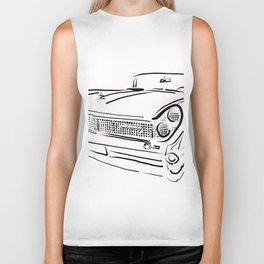 Stinkin' Lincoln '59 Biker Tank