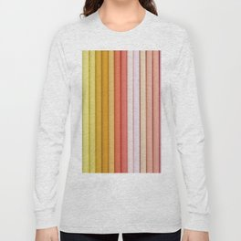 Color pencil Long Sleeve T-shirt