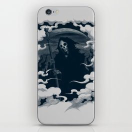 Mort iPhone Skin