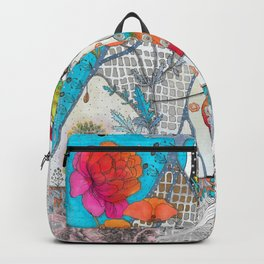 Two tulips Backpack