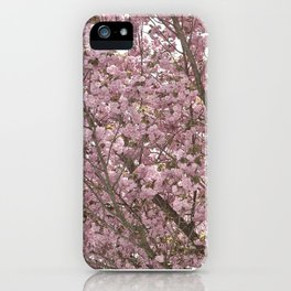 spring beauty iPhone Case