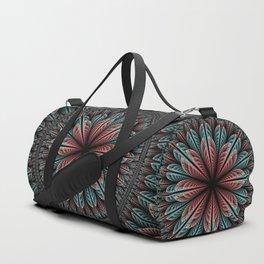 Fantasy flower and petals IV Duffle Bag