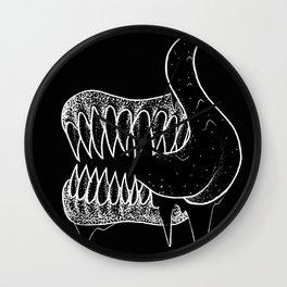Fang Lick Wall Clock