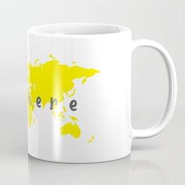 Worldwide Coffee Mug
