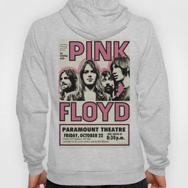 PinkFloyd Meddle Concert Tour 1971 (digitalized) Hoody