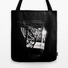 Old Town Elevator Tote Bag