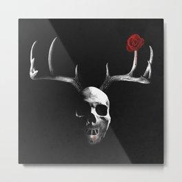 hannibalism Metal Print