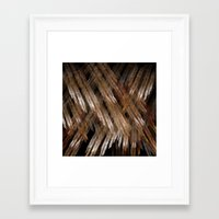 angel wings Framed Art Prints featuring Angel Wings by GothicToggs