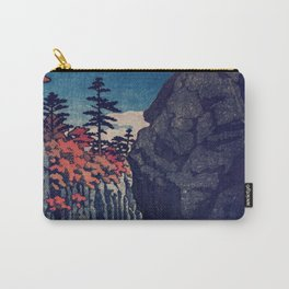 Hunker Down at Risna Carry-All Pouch