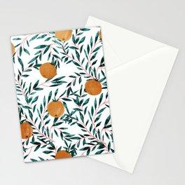 Mandarins Stationery Cards