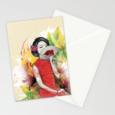 Pretty Ugly Stationery Cards
