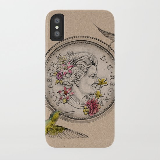 Our Beauty Queen iPhone Case