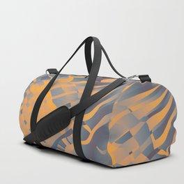 Nuclear Scarf Duffle Bag