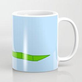Origami Snake Coffee Mug