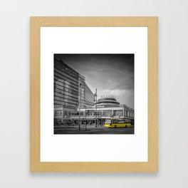 BERLIN City-West Framed Art Print