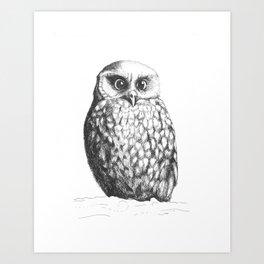 Morpork Art Print