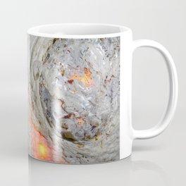 Flaming Seashell 3 Coffee Mug